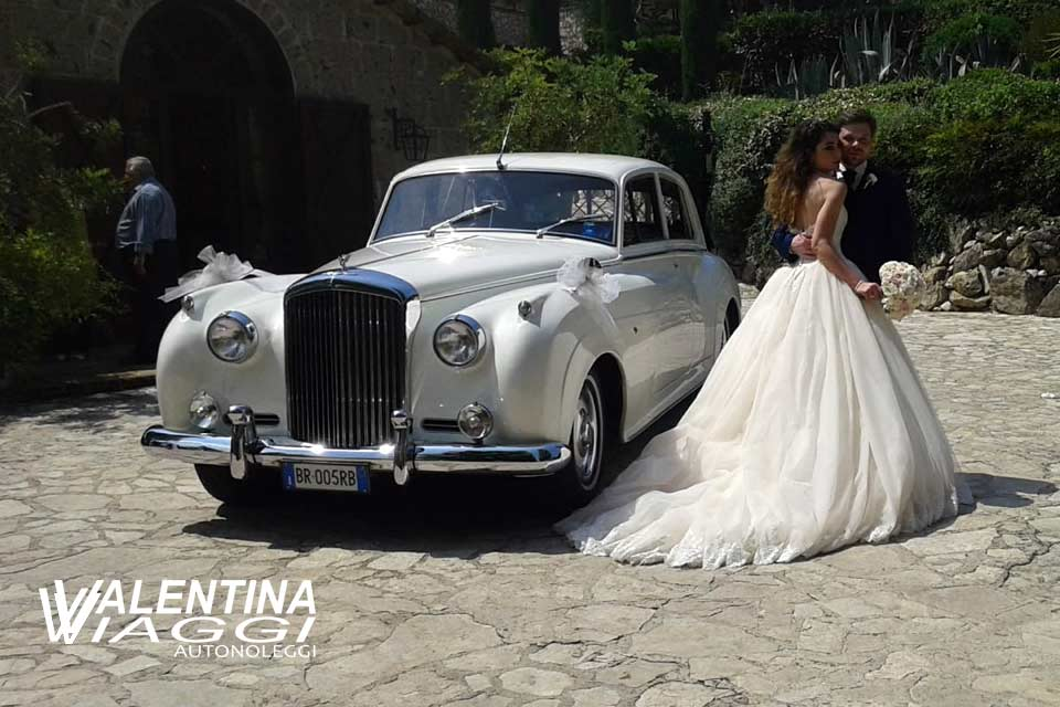 Bentley S1 bianca del 1957