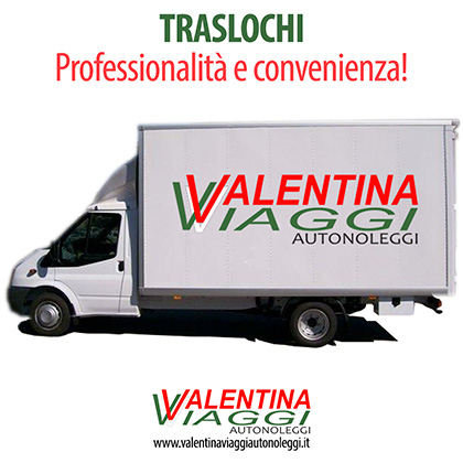Traslochi in Italia e all'estero